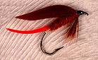 Fiery Brown, tied by Don Bastian